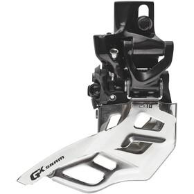 SRAM GX Umwerfer 2x10-fach High Direct Mount Top Pull schwarz/silber